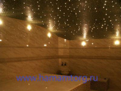 Освещение для хамама