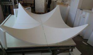 Фото купола потолка для хамама