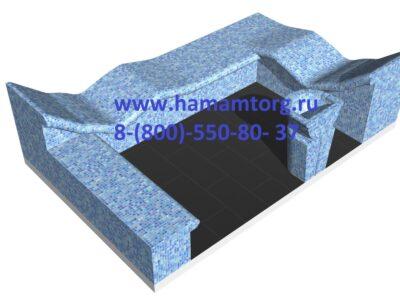 Проект хамама 018