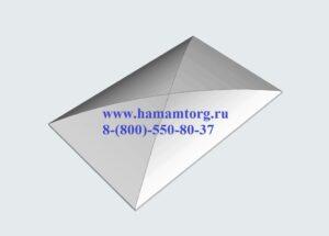 Визуализация купола для хамама тюбитейка