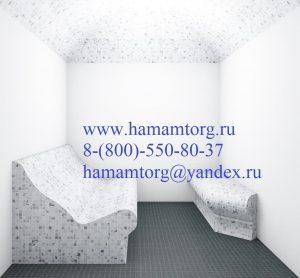 Проект готового хамама 023