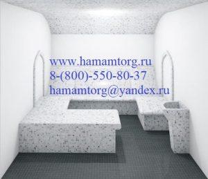 Готовое решение хамама 22